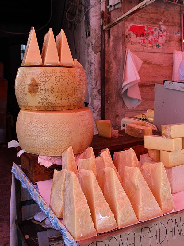 Parmesan Sicile