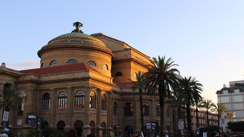 Teatro Massimo Vittorio Emanuele Palerme