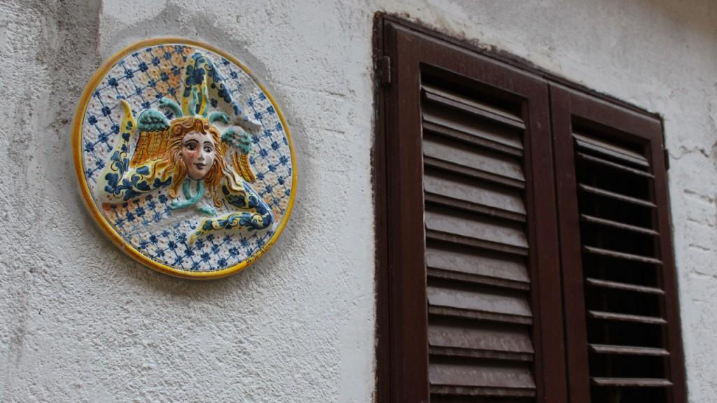 Trinacria symbole de la Sicile