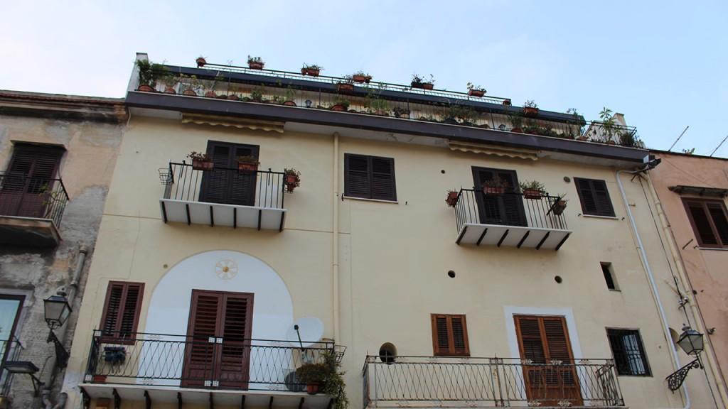 Village en Sicile