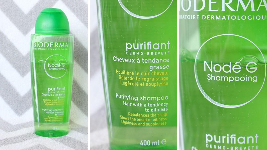 Bioderma Nodé G shampoing
