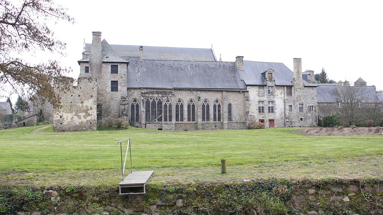 Abbaye de Léhon