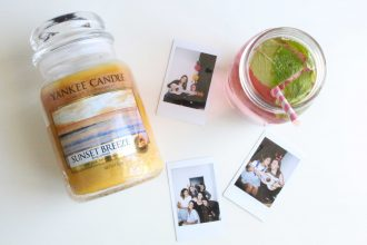 Yankee Candle Sunset Breeze