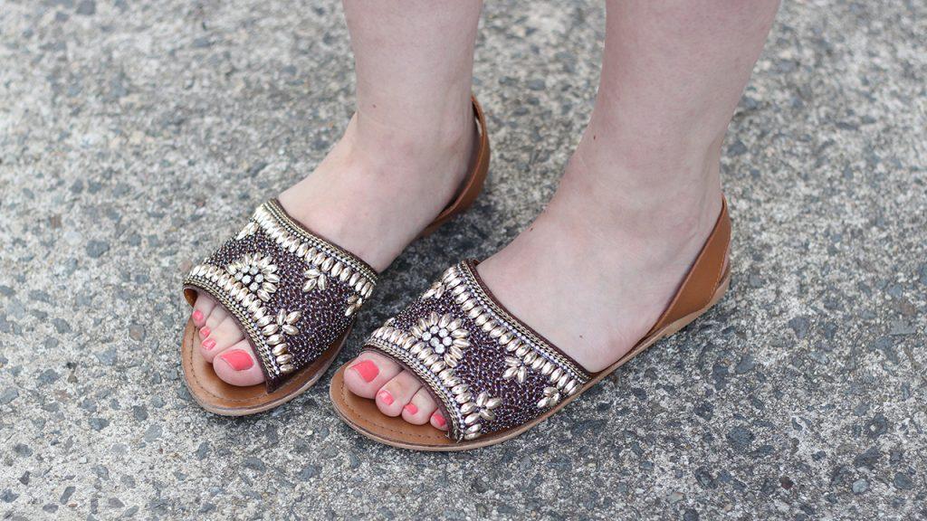 chaussures boohoo