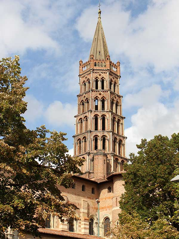 basilique saint sernin toulouse