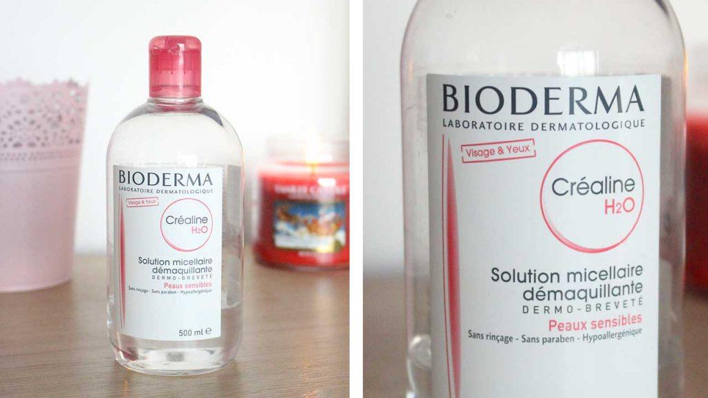 bioderma créaline H2O