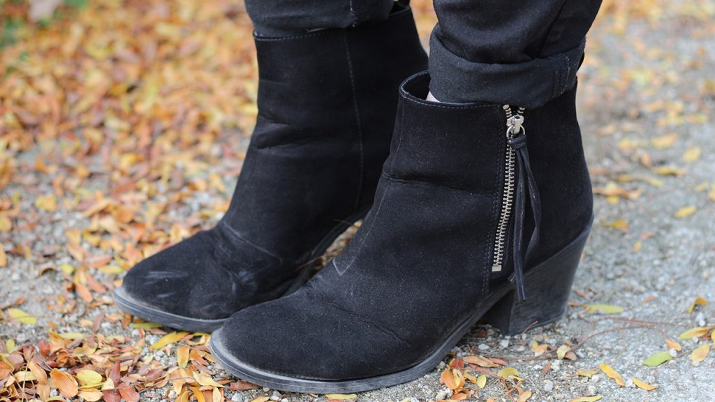 bottines H&M