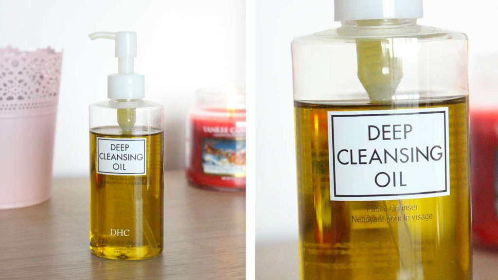 deep cleasing oil DHC