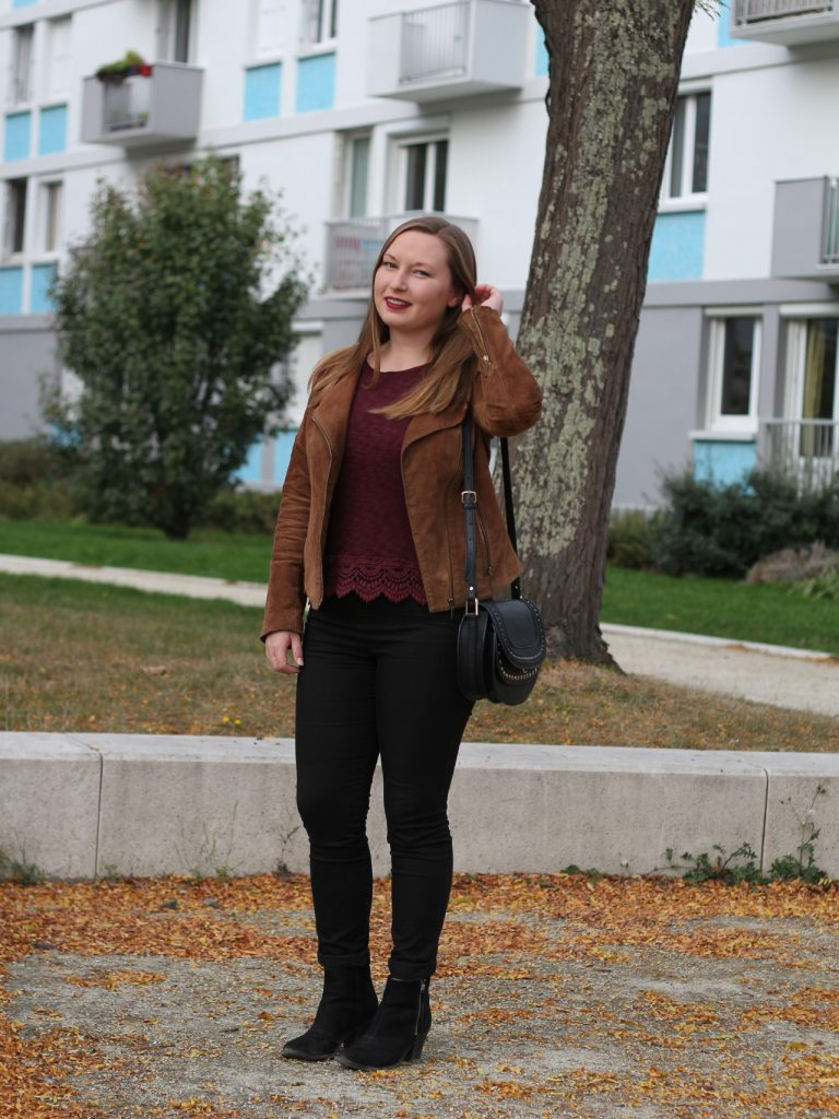 look mode bordeaux