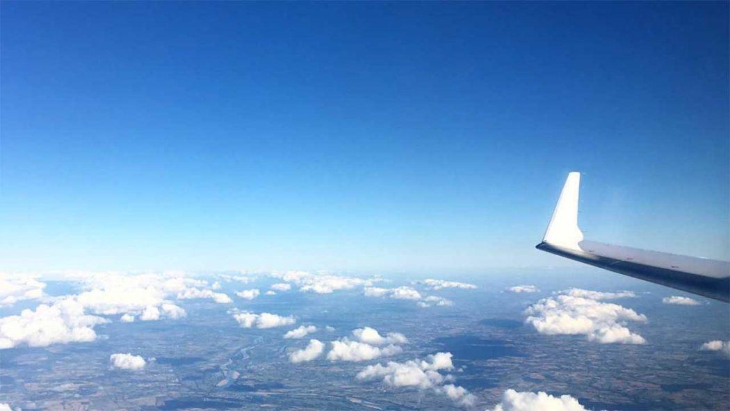 Vol Rennes Toulouse avec Air France