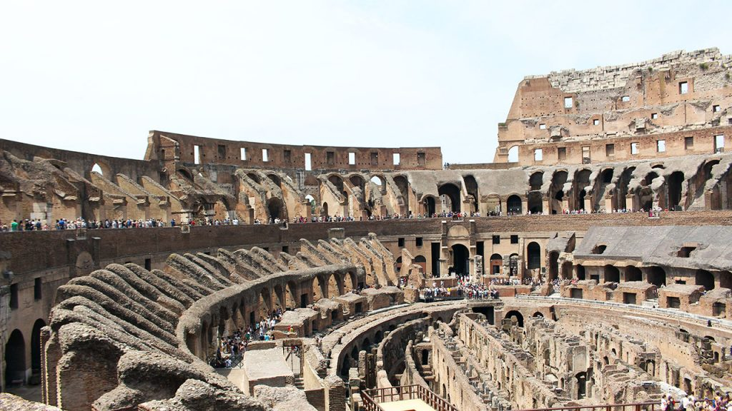 visite colisee rome