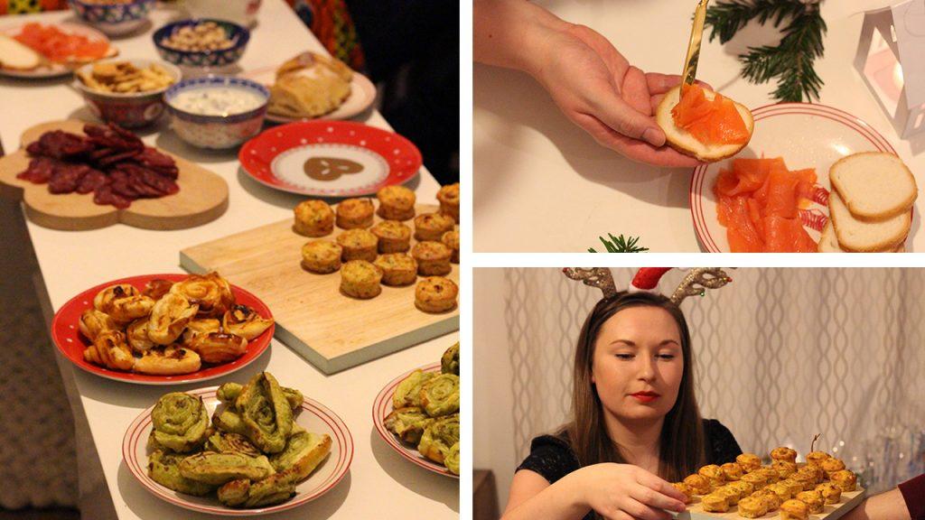 Repas de Noël avec Guyader