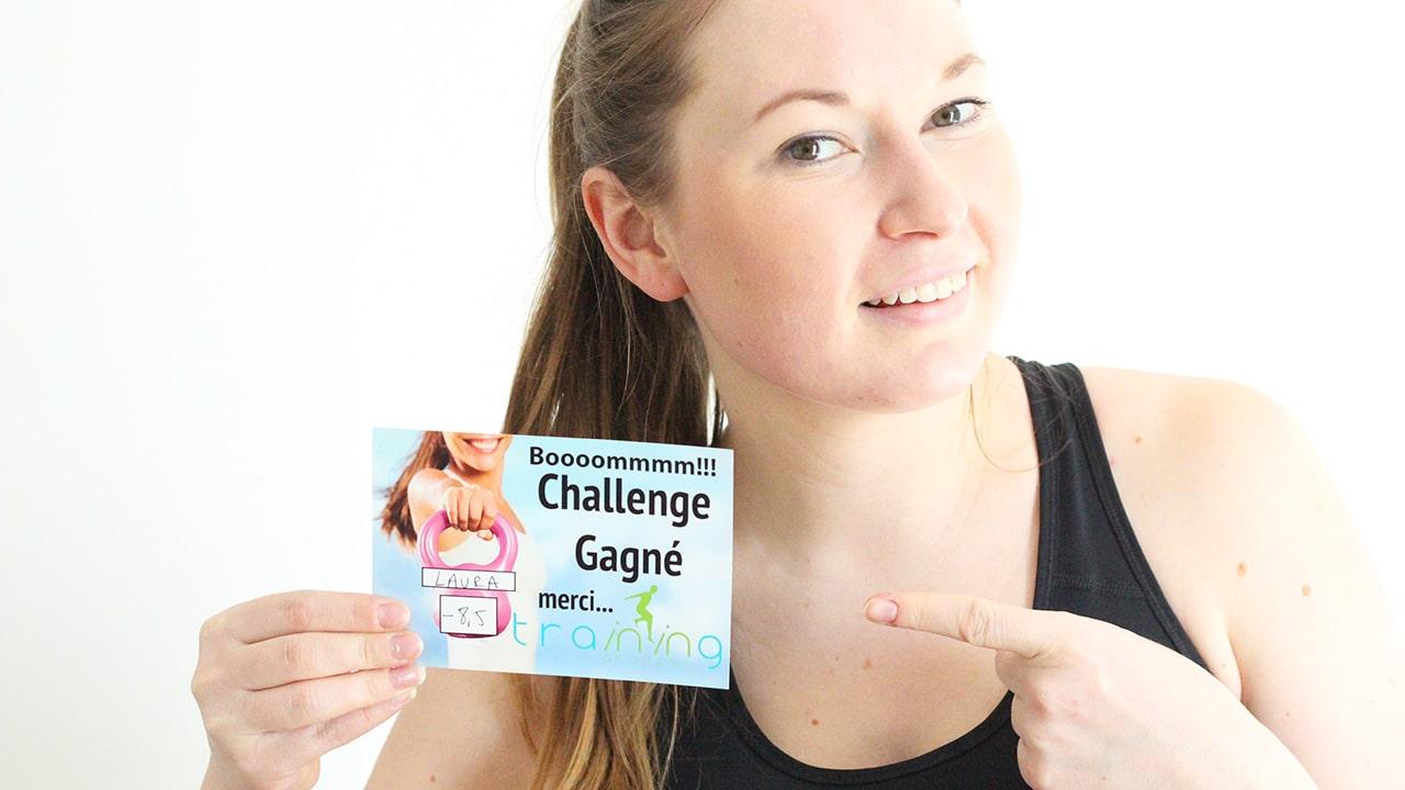 Training Academy : Challenge 7 kilos en 6 semaines