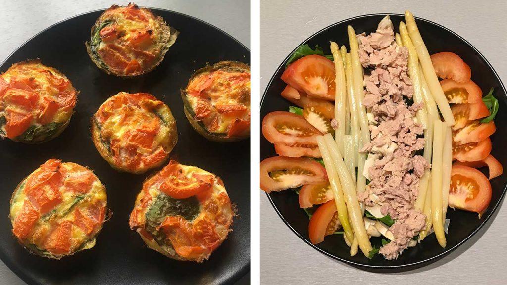 repas healthy
