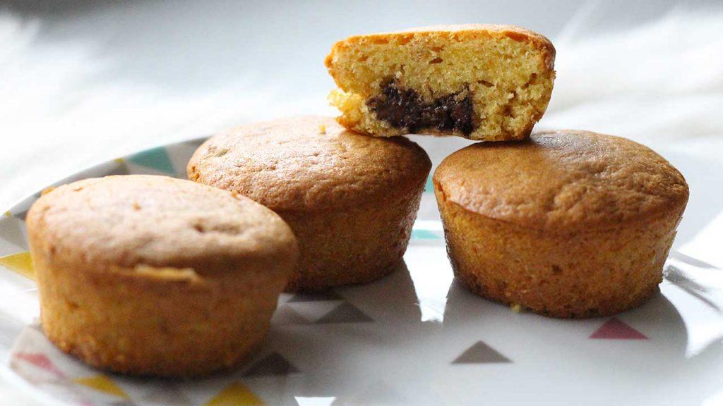 recette muffin nutella