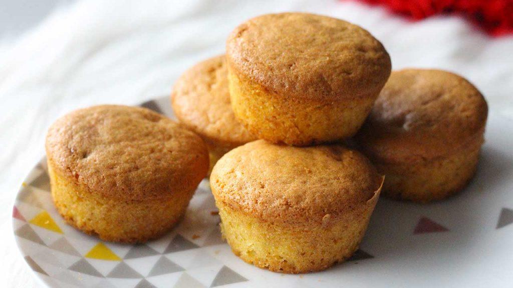 recette muffin pâte a tartiner