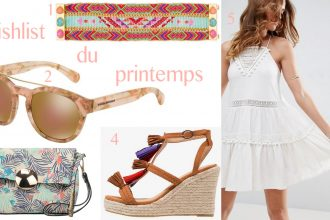 wishlist du printemps