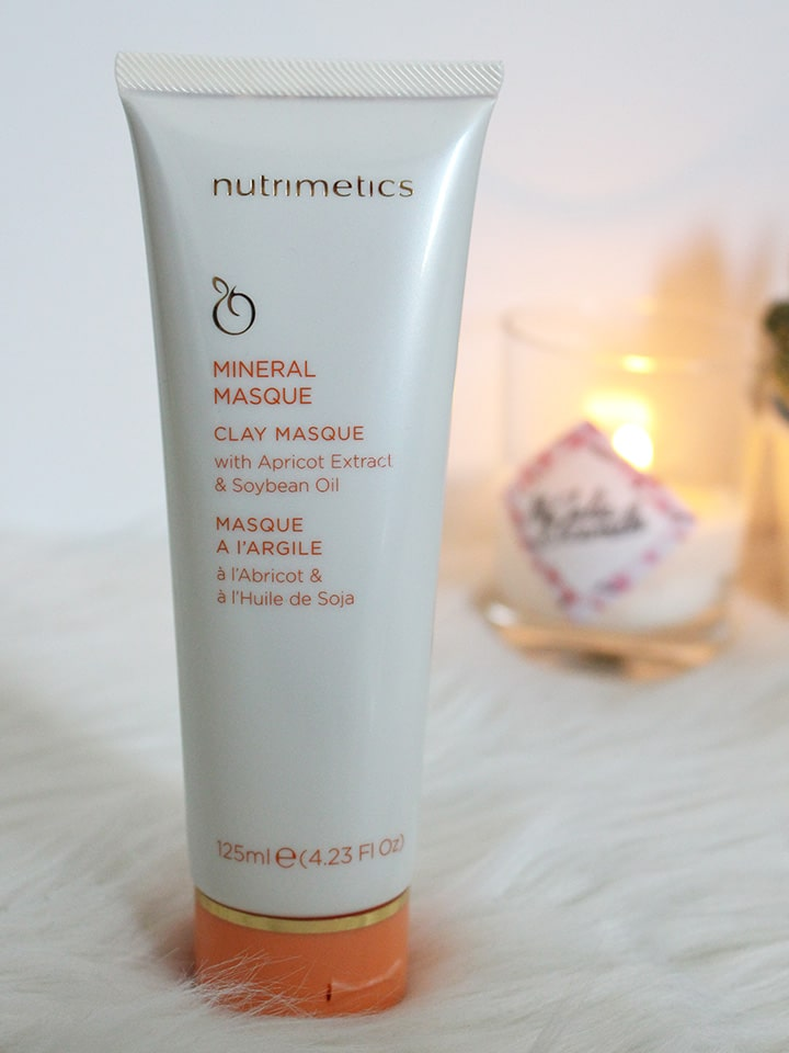 masque argile nutrimetics