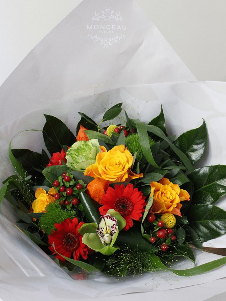 Atelier floral avec monceau fleurs for Livraison fleurs rennes