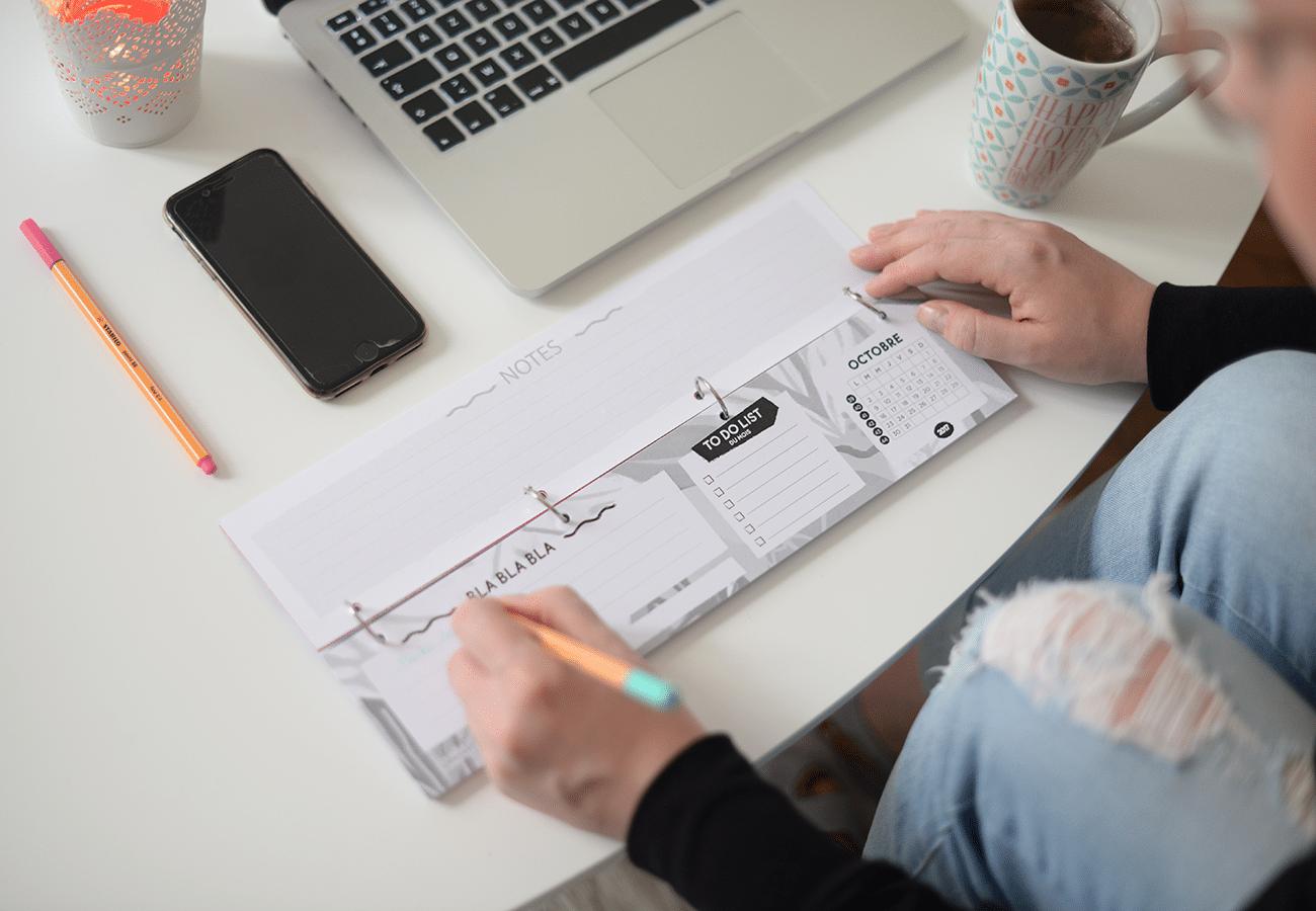 Month Planner Organisation