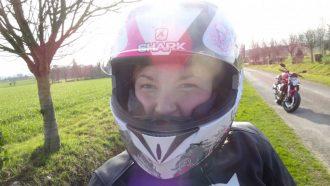 casque moto femme