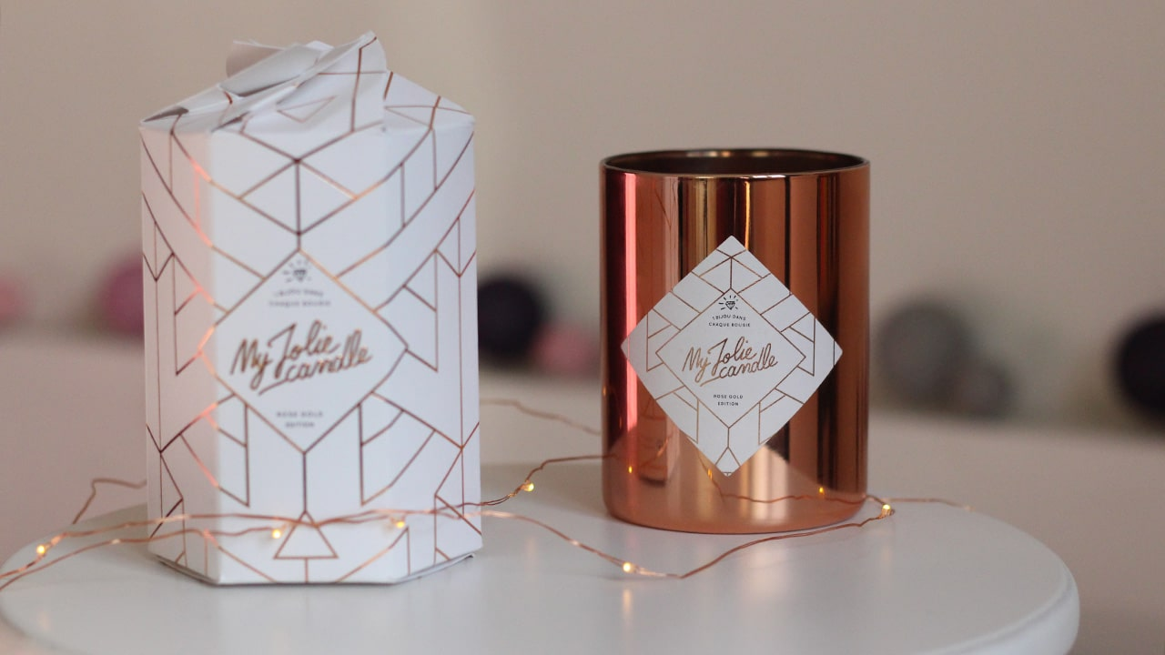 jolie candle bougie