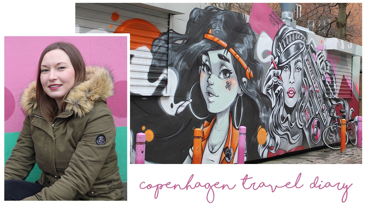 copenhagen travel diary