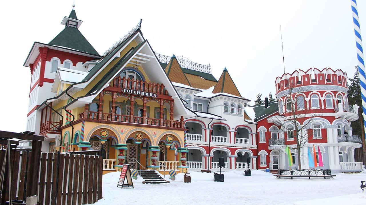v nekotorom tsarstve russie