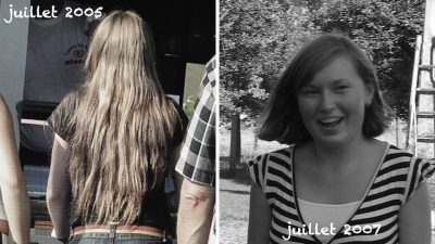 cheveux mamzelle laura