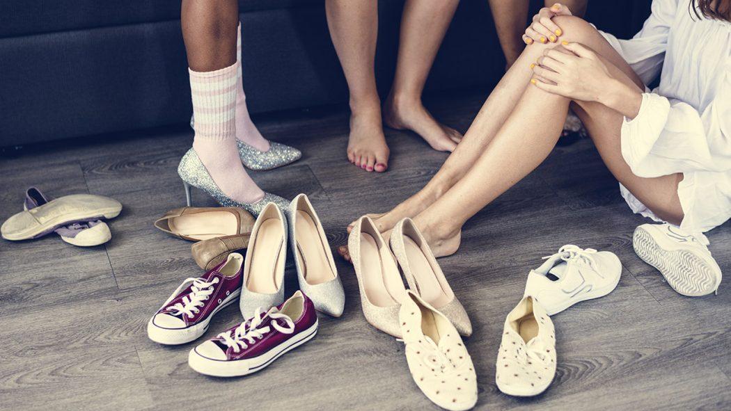 automne tendance chaussures femme