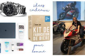 idees cadeaux pour homme