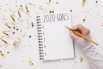résolutions pour l'année 2020