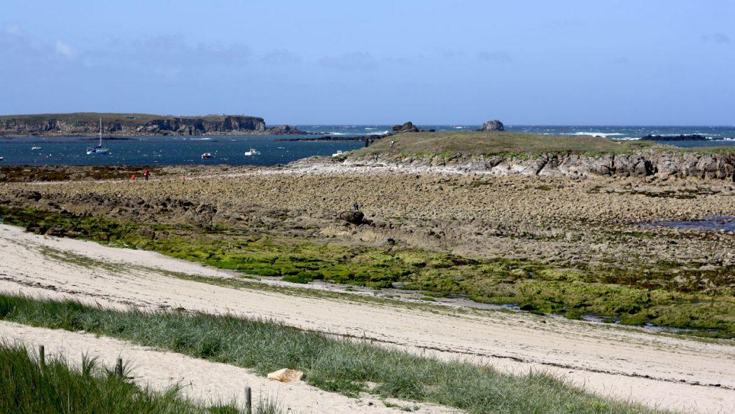 presqu'île de quiberon bretagne